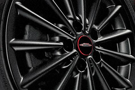 MINI John Cooper Works Pro Side Scuttles